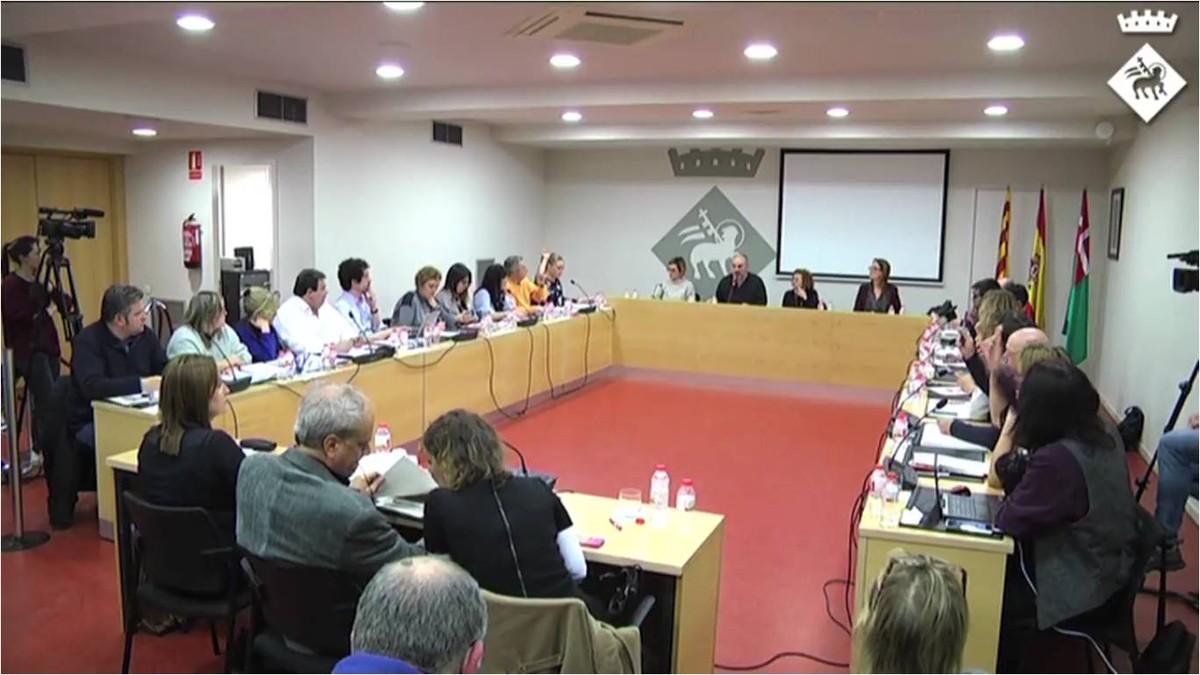 El ple municipal de desembre de Viladecans aprova premiar les accions per reduir la contaminació.