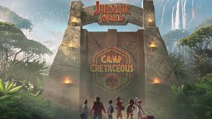 Póster de 'Jurassic World: Camp Cretaceous'.