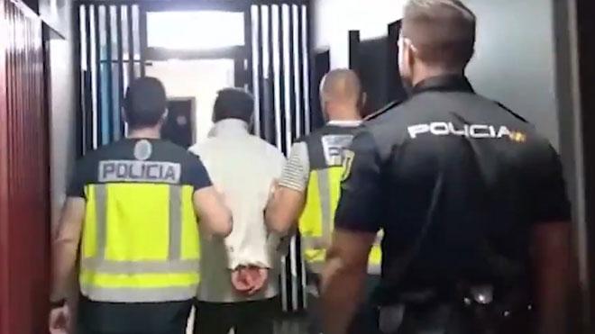 El presunto asesino de Aranjuez pasa a disposición judicial.