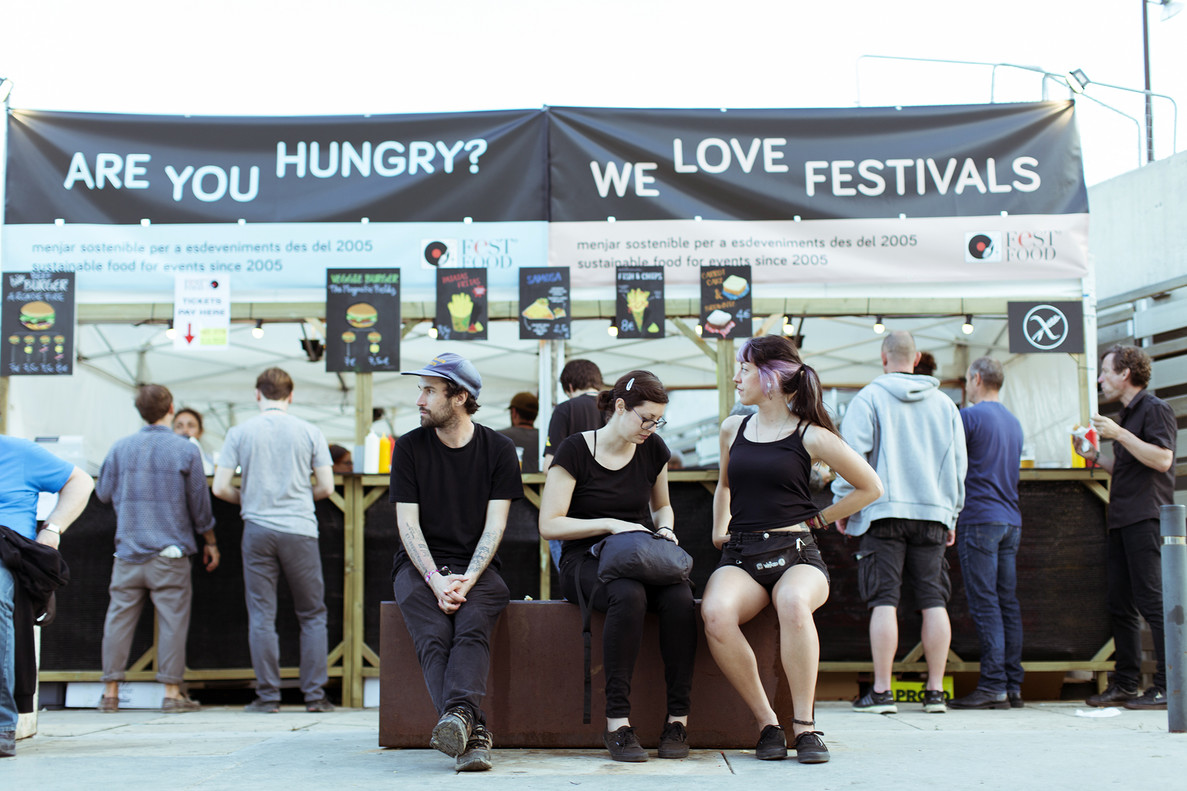 Primmmavera: cómo darse un festival gastronómico en el Primavera Sound