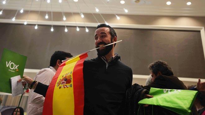 Así es Vox, el partido que irrumpe en el tablero político de España.