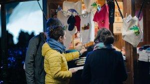 Laquinta edición de la Feria de Consumo Responsable y de Economía Social y Solidaria.