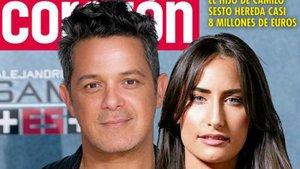 Rachel Valdés, el nuevo amor de Alejandro Sanz, según publica la revista 'Corazón'.