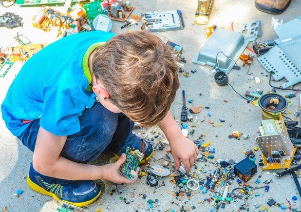 Innovar en el reciclaje también es posible