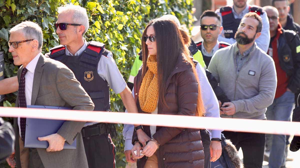 El jurado del 'crimen de la Urbana' visita la casa de Rosa Peral.
