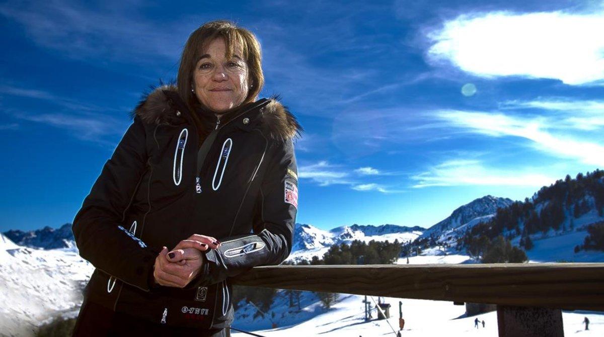 Blanca Fernández Ochoa, bipolaritat i estigma
