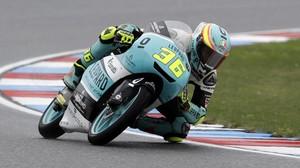 Mir serà campió de Moto3 si acaba 2n al Japó
