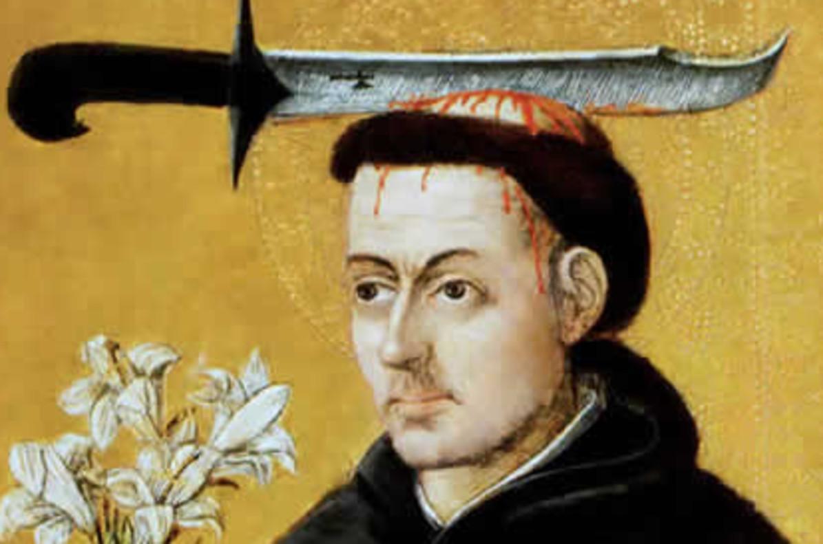 San Pedro Mártir.