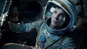 Sandra Bullock protagoniza Gravity en laSexta.