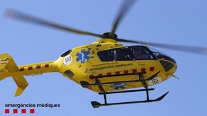 Mor un home atropellat a la C-55 a Olesa de Montserrat