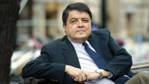 El escritor nicaragüense Sergio Ramírez.