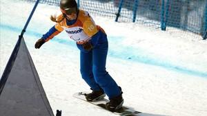 La snowboarder Astrid Fina será una de las participantes del coloquio organizado en Sant Boi
