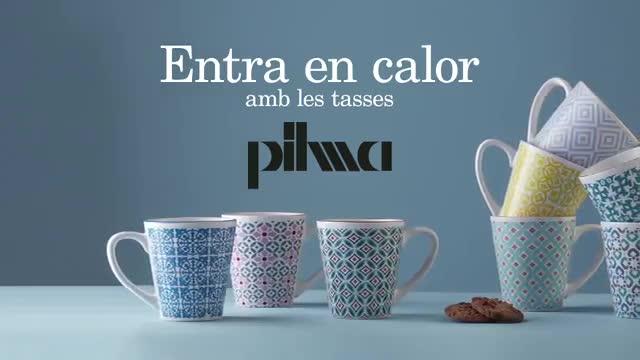 Puig i Cadafalch inspira las tazas de porcelana de EL PERIÓDICO