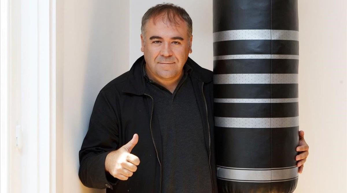 Antonio García Ferreras, director y presentador de La Sexta columna.