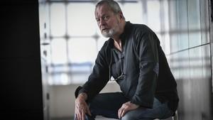 Terry Gilliam, fotografiado en París el pasado 13 de marzo