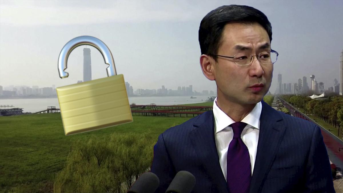 Tras 76 días, Wuhan pondrá fin al confinamiento el 8 de abril.