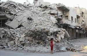 Els últims bombardejos a Idlib