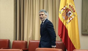 Marlaska defensa l'informe de l'Orgull i torna a criticar Ciutadans per la seva relació amb Vox
