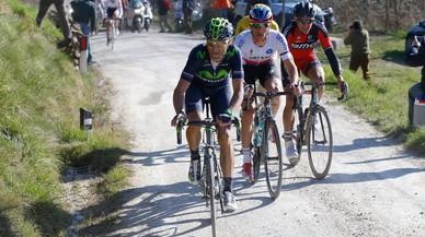 Valverde no para y se apunta el sábado a la sensacional Strade Bianche