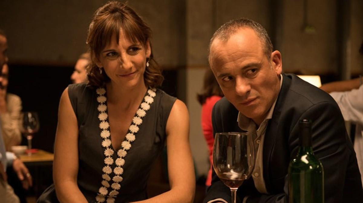 Malena Alterio y Javier Gutiérrez son Nuria y Jesús en 'Vergüenza'.