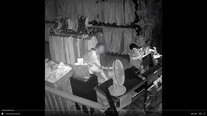 Vídeo | Detenido un ladrón de tiendas del Eixample de Barcelona