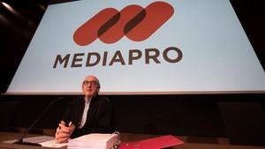 "Jaume Roures: ""Estan buscant culpables per justificar la seva inoperància"""