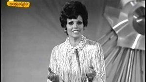 Salomé, en el Festival de Eurovisión, el 29 de marzo de 1969.