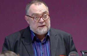 Mor Víctor Domingo, president de l'Associació d'Internautes