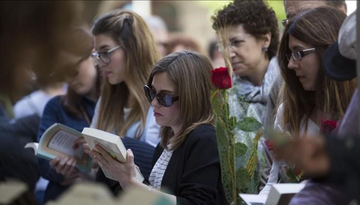 Sant Jordi: una tradició amb espines