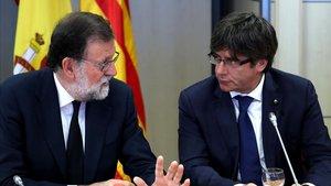 Rajoy declararà el pròxim dimarts en el judici al procés