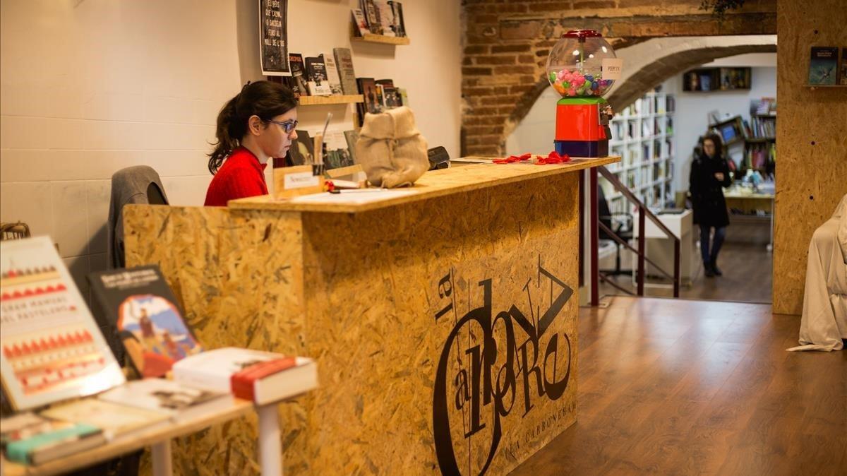 Refugis entre bars i pisos turístics de Barcelona