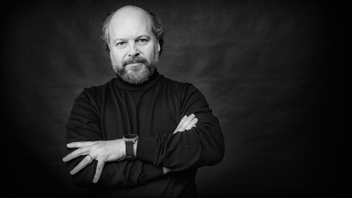 Josep Maria Guix, compositor invitado de la tempoorada 2018-19.