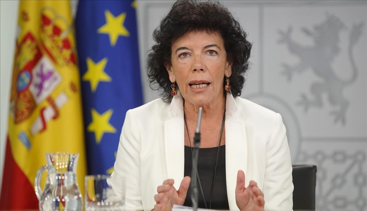 El Govern defensa la immersió lingüística de l'escola a Catalunya
