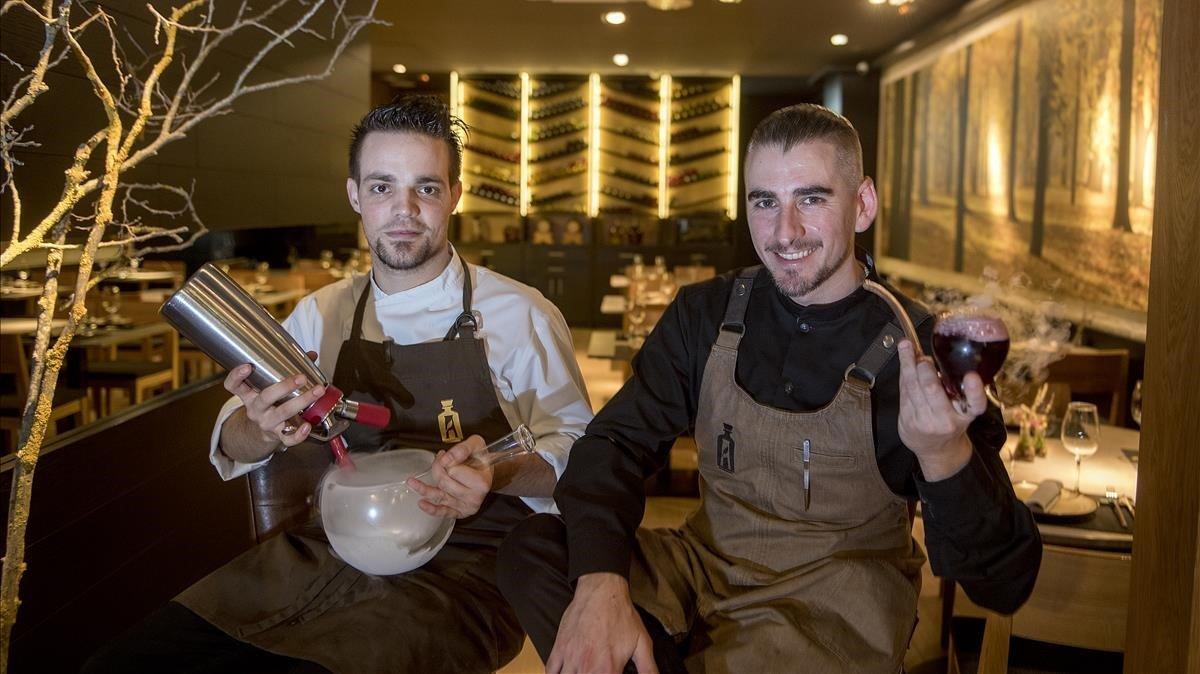 The Alchemix, el millor restaurant obert el 2018