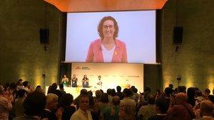ERC reunirà la seva executiva a Ginebra perquè hi participi Marta Rovira en persona