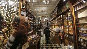 La botiga de Barcelona que va tornar dues vegades d'entre els morts