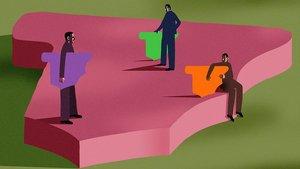 Vox, Podem i Ciutadans: tres mirades a la Transició
