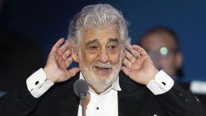 Cancel·lada l'actuació de Plácido Domingo a la Metropolitan Opera de Nova York