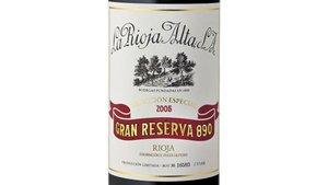Rioja Alta 890 Gran Reserva Selección Especial 2005.