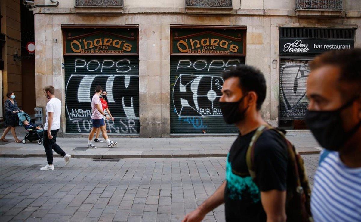 Catalunya suma 1.910 nuevos casos de covid y 9 muertes en 24 horas