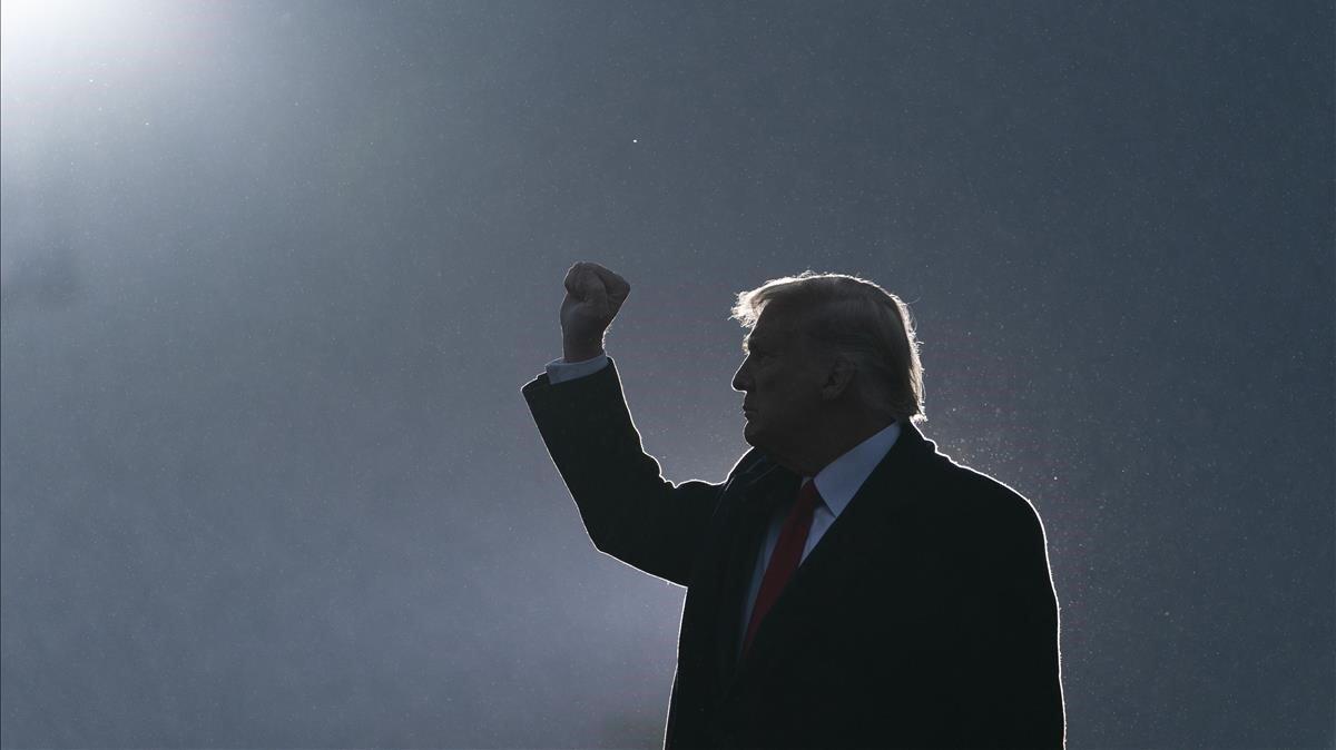 El món, pendent de les eleccions dels EUA