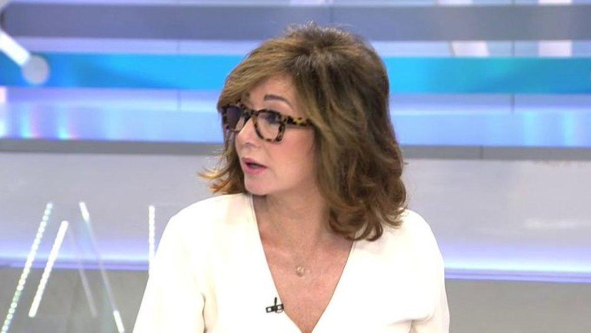 Ana Rosa se moja y revela a quién no va a votar en las elecciones del próximo domingo