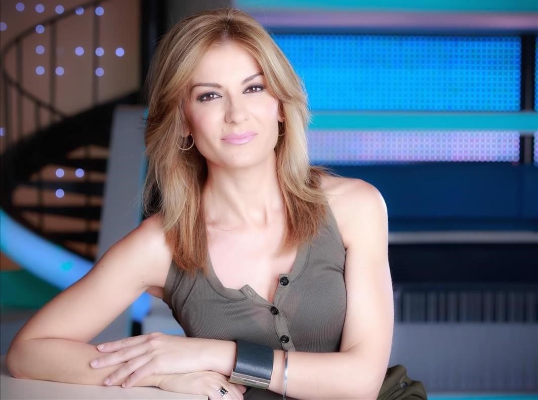 Sandra golpe en 39 espejo p blico 39 hago un m ster de periodismo - Antena 3 espejo publico ...