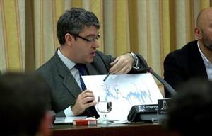 El ministre dEnergia, Turisme i Agenda Digital, Álvaro Nadal.