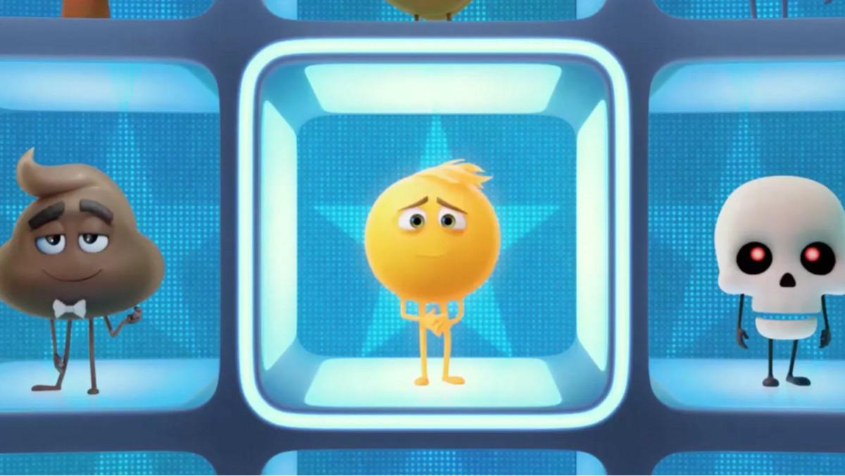 'Emoji: la película', la caquita que triunfa