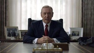 television kevin spacey en house of cards
