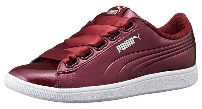 e9e4843689f Inspiradas en las zapatillas de baloncesto de mujer, las Vikky Ribbons  ofrecen toda la comodidad que buscamos en este tipo de calzado con un plus  de ...