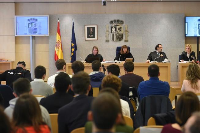 L'Audiència Nacional no veu terrorisme en l'agressió d'Altsasu