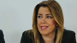 Susana Díaz no descarta l'aplicació del 155