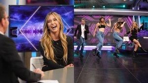 ¿Se le cayó un tampón a Ana Mena mientras bailaba en 'El Hormiguero'? La cantante responde